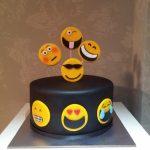 Tartas Personalizadas de Emojis