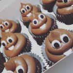 Cupcakes Personalizados de Caquitas de Whatsapp