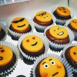 Cupcakes Personalizados de Emoticonos