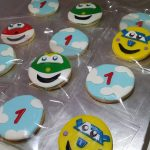 Galletas Personalizadas de Super Wings