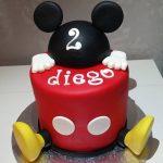 Tartas de Cumpleaños de Mickey