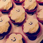 Cupcakes Personalizados de Nubes