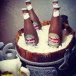 Tartas Personalizadas de Barril de Cerveza