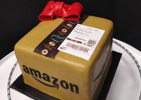 Tartas Personalizadas de Amazon
