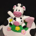 Tartas de Cumpleaños de la Vaca Lola