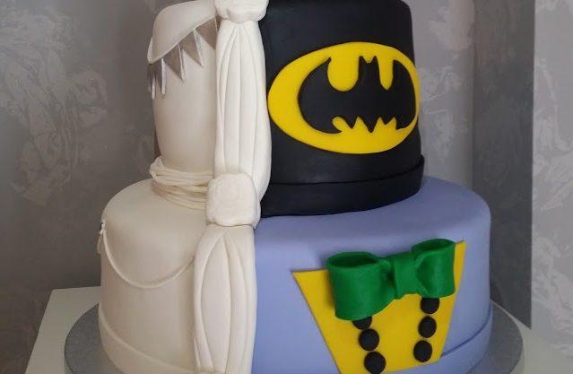 Tartas Personalizadas en Madrid. Batman