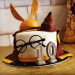 Tartas de Cumpleaños de Harry Potter
