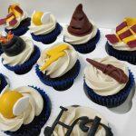 Cupcakes Personalizados de Harry Potter