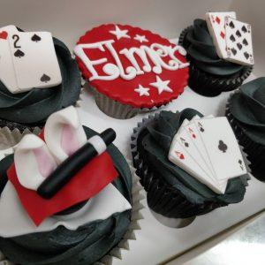 Cupcakes Corporativos El Mago Elmer