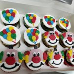 Cupcakes Personalizados de Circo