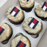 Cupcakes Corporativos de Tommy Hilfiger