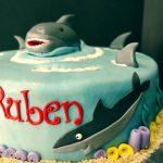 Tartas Personalizadas de Tiburón