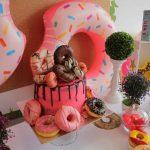Drip Cakes de Dónuts