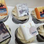 Cupcakes Personalizados de Libros