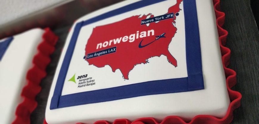 Tartas Corporativas de Norwegian