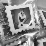Galletas de Personalizadas de Frozen