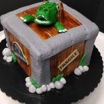 Tartas Personalizadas de Jurassic World