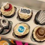 Cupcakes Corporativos para HBO