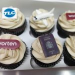 Cupcakes Corporativos de Worten