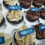Mini Cupcakes Corporativos de la NBA