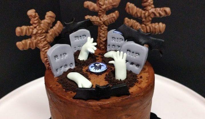 Tartas Personalizadas de Halloween