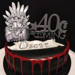 Drip Cakes de Juegos de Tronos