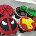 Cupcakes Personalizados de Marvel