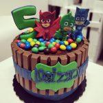 Tartas de Cumpleaños de PJ Mask