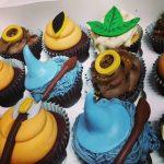 Cupcakes Personalizados del Señor de los Anillos