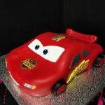 Tartas de Cumpleaños de Cars