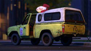 Camión de Pizza Planet (Imagen: Fandom)