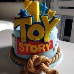 Tartas de Cumpleaños de Toy Story