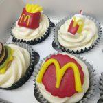Cupcakes Corporativos de McDonald´s