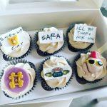 Cupcakes Personalizados de Friends