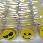 Galletas Corporativas de Emoji (Amazon)