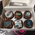 Cupcakes Personalizados Back to the Future