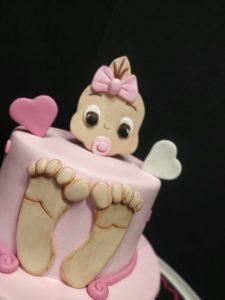 Tartas Personalizadas de Baby Shower