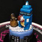 Tartas Personalizadas de Doctor Who