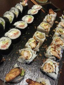 Sushi de NoSonMagdalenasSonCupcakes