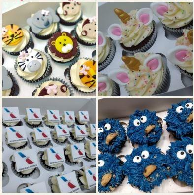 Cupcakes Personalizados Madrid