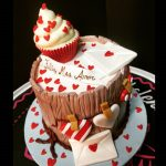 Tartas Personalizadas de San Valentín