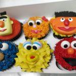 Cupcakes Personalizados de Barrio Sésam